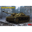 Rye Field Model 1:35 StuG. III Ausf. G Early Production with full interior & workable track links Military Model Kit