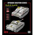 Rye Field Model 1:35 Upgrade set for RM5069/5073 StuG. III Ausf. G Military Model Kit