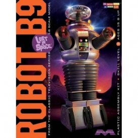 Moebius Models 1:8 Lost in Space Robot B9 Figure Kit