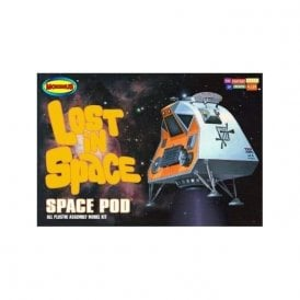 Moebius Models 1:24 Lost in Space Space Pod from the TV Series Model Kit