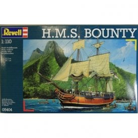 Revell 1:110 H.M.S Bounty Model Ship Kit