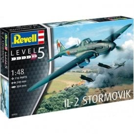 Revell 1:48 IL-2 Stormovik Model Aircraft Kit