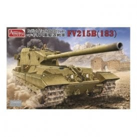 Amusing Hobby 1:35 Tank Destroyer FV215B (183) Military Model Kit