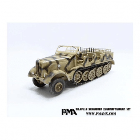 Precision Model Art 1:72 SD.Kfz.8 DB9, Schwerer Zugkraftwagen 12T, German Army