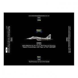 Great Wall Hobby 1:48 MiG-29AS Slovak Air Force 2014 Special Painting Aircraft Model Kit