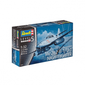 Revell 1:32 Messerschmitt Me262B-1/U-1 Nightfigher Model Aircraft Kit