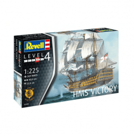 Revell 1:225 H.M.S Victory Model Ship Kit