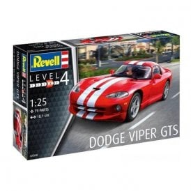 Revell 1:25 Dodge Viper GTS Car Model Kit
