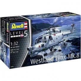 Revell 1:32 Westland Lynx HAS Mk.8 Aircraft Model Kit