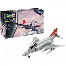 Revell 1:48 British Phantom FGR.2 Aircraft Model Kit