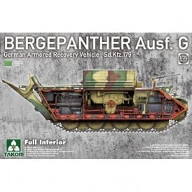 Takom 1:35 Sd.Kfz 179 Bergpanther G2 & Full Interior Model Military Kit