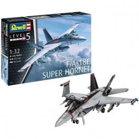 Revell 1:32 F/A-18E Super Hornet Aircraft Kit