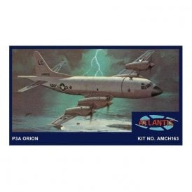 Atlantis Models 1:115 P3A Orion Aircraft Model Kit