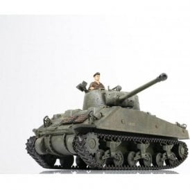 Forces of Valor 1:32 British M4A4 Sherman Firefly Mk. VC Medium Tank - 14th Lancer, 13th/18th Hussars, 8th Armoured Brigade, Normandy, France, 1944