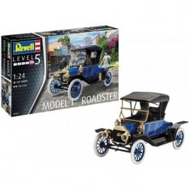 Revell 1:24 Ford Model T Roadster 1913 Car Model Kit
