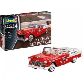 Revell 1:25 1955 Chevy Indy Pace Car Model Kit