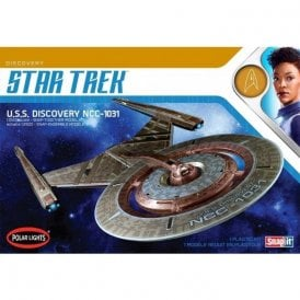 Polar Lights 1:2500 Star Trek USS Discovery Model Kit
