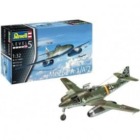Revell 1:32 Messerschmitt ME 262 A-1a Aircraft Model Kit