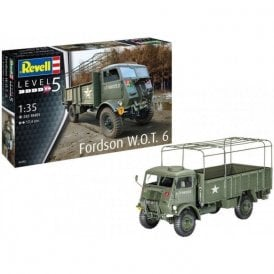 Revell 1:35 Model W.O.T. 6 (Kooperation ICM) Military Model Kit