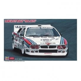 Hasegawa 1:24 Lancia 037 Rally '1994 JGTC' Car Model Kit