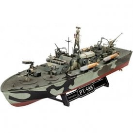 Revell 1:72 Patrol Torpedo Boat PT-588 / PT-579 Model Ship Kit