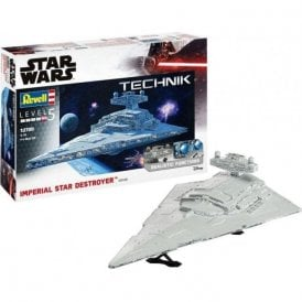 Revell Technik 1:2700 Star Wars Imperial Star Destroyer Model Kit - Lights & Sounds
