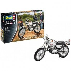 Revell 1:12 Yamaha 250 D 1 Motorbike Model Kit