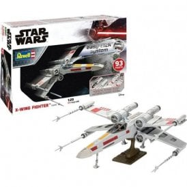 Revell 1:29 X-Wing Fighter Star Wars Model Kit (Easy Click)