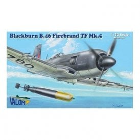 Valom 1:72 Blackburn Firebrand TF.Mk.5 Aircraft Model Kit