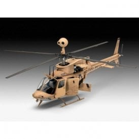Revell 1:35 OH-58 Kiowa Aircraft Model Kit