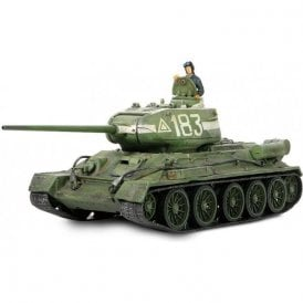 Forces of Valor 1:32 Soviet T-34/85 Medium Tank - 95th Tank Brigade. 9th Tank Corps, Berlin 1945