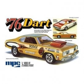 MPC 1:25 1976 Dodge Dart Sport Car Model Kit