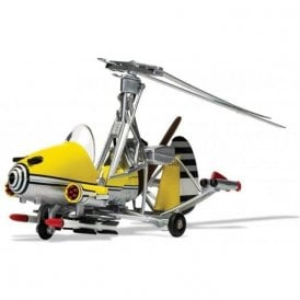 Corgi 1:36 James Bond - Gyrocopter - 'Little Nellie' 'You Only Live Twice' Model Car