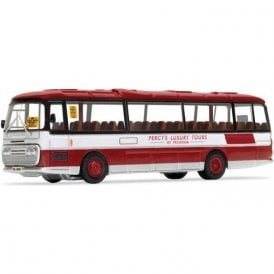 Corgi 1:76 Only Fools and Horses - 'The Jolly Boys Outing' -  Plaxton Panorama - Percy's Luxury Tours of Peckham Model Car