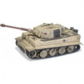 Corgi 1:50 Panzerkampfwagen VI Tiger Ausf E (Late production), Turret Number 'Black 300', sPzAbt. 505, Eastern Front, Summer 1944