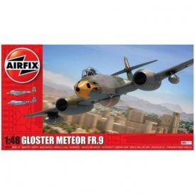 Airfix 1:48 Gloster Meteor FR9 Aircraft Model Kit