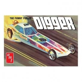 AMT 1:25 Digger Dragster - Fooler Fueler Model Kit