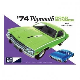 MPC 1:25 1974 Plymouth Road Runner Model Kit