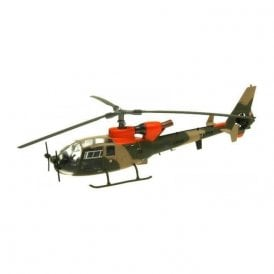 Aviation72 1:72 Westland Gazelle ZA736 British Army BATUS