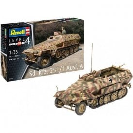 Revell 1:35 Sd.Kfz. 251/1 Ausf. A Model Kit
