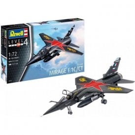 Revell 1:72 Mirage F.1C Aircraft Model Kit