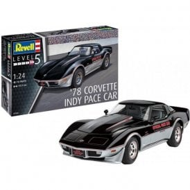 Revell 1:24 Corvette (C3) Indy Pace Car 1978 Car Model Kit