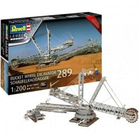 Revell 1:200 Bucket Wheel Excavator 289 Model Kit