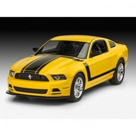 Revell 1:24 Ford Mustang Boss 302 2013 Car Model Kit