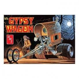 AMT 1:25 Li'l Gypsy Wagon Show Rod Model Kit