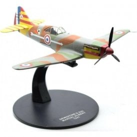 Atlas Editions 1:72 Dewoitine D.520, Armee de l'Air GC I/3, Marcel Albert, 1941 Model Plane
