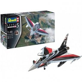 Revell 1:48 Eurofighter Typhoon 'Baron Spirit' Aircraft Model Kit