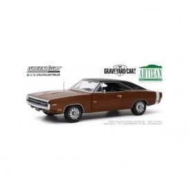 Greenlight 1:18 Artisan Collection - Graveyard Carz (2012-CURRENT TV SERIES) - 1970 Dodge Charger R/T Diecast Car