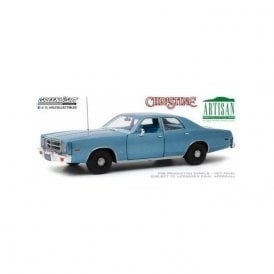 Greenlight 1:18 Artisan Collection - Christine (1983) - Detective Rudolph Junkins 1977 Plymouth Fury Diecast Car