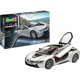 Revell 1:24 BMW i8 Car Model Kit